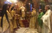 Έκκληση ενότητας απηύθυνε ο Μητροπολίτης μας από την ενορία των Αγίων Πέτρου και Παύλου Ν. Ιωνίας