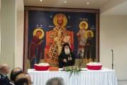 Στο Ιεραποστολικό Κέντρο του Αλμυρού «Άγιος Αθανάσιος ο Αθωνίτης» ο Σεβασμιώτατος