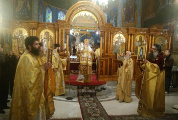 Δημητριάδος Ιγνάτιος: «Η πορεία της Ορθοδοξίας σήμερα είναι σταυρική» – Λαμπρή η Κυριακή της Ορθοδοξίας στον Βόλο