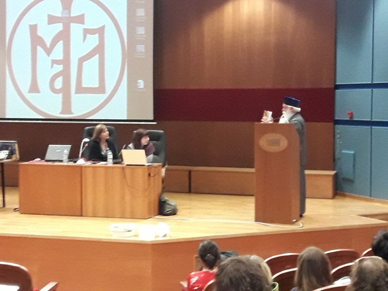 Ο Σεβασμιώτατος χαιρέτισε την Ημερίδα των Νηπιαγωγών της Μαγνησίας