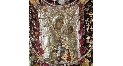 Δ΄ Χαιρετισμοί  – Υποδοχή Παναγίας Καλλίπετρας στην Ν. Αγχίαλο