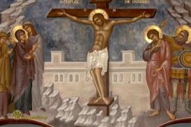 Η Ακολουθία των Αχράντων Παθών – Η Ακολουθία της Αποκαθηλώσεως στον Λόφο της Παναγίας Ξενιάς – Λιτάνευση του Επιταφίου στο Κοιμητήριο