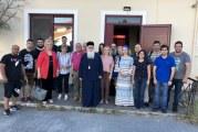 """Συνάντηση του Σεβ. Μητροπολίτη μας με τους συντελεστές του προγράμματος """"Άγιος Απόστολος Θαδδαίος"""""""