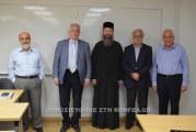 Διπλωματική εργασία για τον αείμνηστο Αρχιεπίσκοπο Χριστόδουλο