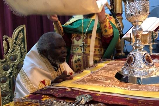 Στον Βόλο ο Μητροπολίτης Ουγκάντας κ. Ιωνάς (φωτο+video)