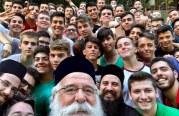 Κοντά στα αγόρια Λυκείου ο Σεβ. Δημητριάδος Ιγνάτιος (φωτο+video)