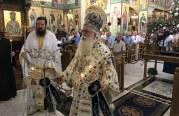 Δημητριάδος Ιγνάτιος: «Δεν είμαστε για τον θάνατο. Είμαστε πλασμένοι για την ζωή» – Λαμπρός ο εορτασμός της Παναγίας στην Μητρόπολη Δημητριάδος