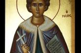 Ο Άγιος Νεομάρτυς Απόστολος ο Νέος
