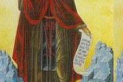 Ο όσιος Ακάκιος ο Καυσοκαλυβίτης