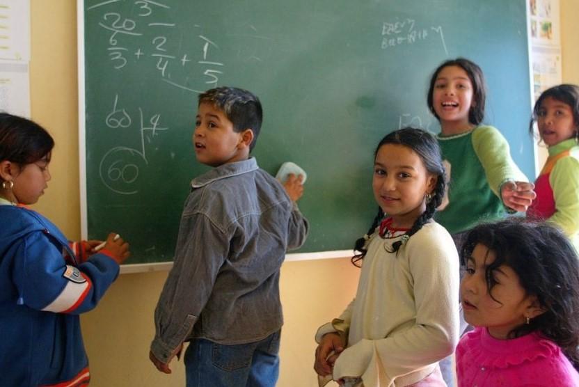 Ενισχυτική διδασκαλία για τους μαθητές Ρομά από τη Μητρόπολη Δημητριάδος – Αναδημοσίευση από e-thessalia.gr