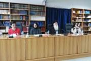Μαθητές μίλησαν για την Εκκλησία που ονειρεύονται στην 3η Ιερατική Σύναξη της Ι.Μ. Δημητριάδος