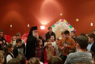 Πρωτοχρονιάτικη γιορτή για τα παιδιά των Ιερέων, Ιεροψαλτών και Εκκλ/κών Υπαλλήλων