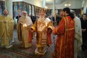Στις επαρχίες Αλμυρού και Βελεστίνου για την εορτή του Αγίου Χαραλάμπους ο Σεβασμιώτατος