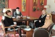 Συνεργασία με την Τοπική Μονάδα Υγείας (ΤΟ.Μ.Υ.) Ιωλκού