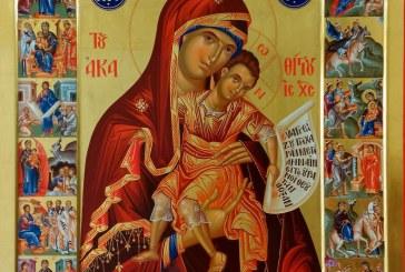 Ο Ακάθιστος Ύμνος – Υποδοχή Τιμίου Ξύλου στον Άγιο Νικόλαο – Χειροτονία Διακόνου