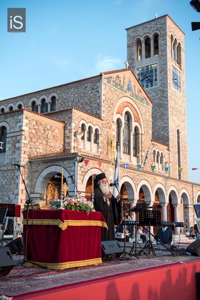 Μνημόσυνο υπέρ του Άγνωστου Ναυτικού – Συναυλία της Χορωδίας των Ιεροψαλτών στην Ναυτική Εβδομάδα