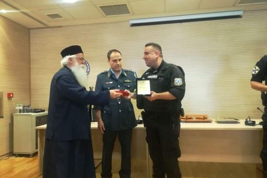Βραβεύτηκαν οι «φύλακες άγγελοι» που έσωσαν 13χρονη από πτώση στη γέφυρα του Περιφερειακού – Αναδημοσίευση από e-thessalia.gr