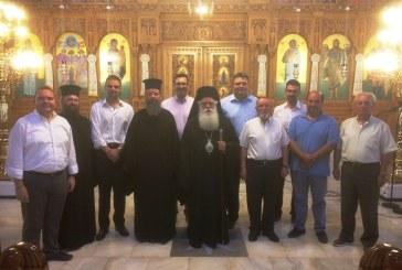 Μελωδικά ολοκληρώθηκε η χρονιά στην Σχολή Βυζαντινής Μουσικής της Ι.Μ. Δημητριάδος (φωτο+video)