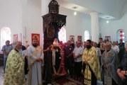 Πανηγύρισε ο Ιερά Μονή Οσίου Σεραφείμ του Σάρωφ Πορταριάς