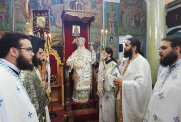 Πάνδημος ο εορτασμός της Αγίας Παρασκευής στην Μαγνησία