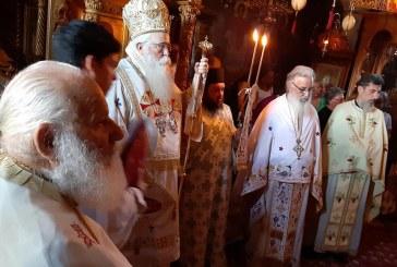 Δημητριάδος Ιγνάτιος: «Διδάξτε στα παιδιά σας την πίστη στον Χριστό» – Λαμπρός ο εορτασμός του Αγίου Παντελεήμονος στην Μητρόπολή μας
