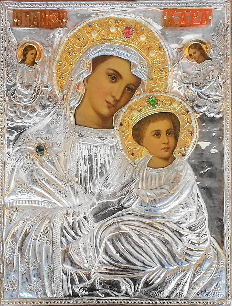 Η Ιερά Εικόνα της Παναγίας «Η Πάντων Χαρά» στον Βόλο – Καλλιτεχνική εκδήλωση στην Αγία Κυριακή Βόλου