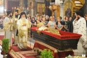 Ο Μητροπολίτης Δημητριάδος για τον μακαριστό Μητροπολίτη Φθιώτιδος