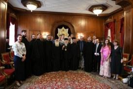Θερινό Πανεπιστήμιο της Ακαδημίας Θεολογικών Σπουδών Βόλου για κληρικούς και λαϊκούς της Αυτοκέφαλης Ορθόδοξης Εκκλησίας της Ουκρανίας και επίσκεψη στο Οικουμενικό Πατριαρχείο