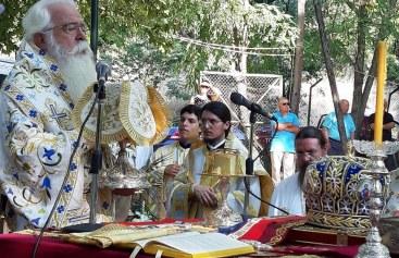 Δημητριάδος Ιγνάτιος: «Ο λαός μας δεν θα χαθεί ποτέ, γιατί έχει Στρατηγό του την Παναγιά» – Πάνδημη η Πανήγυρις της Παναγίας Ξενιάς