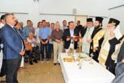 Στις ορκωμοσίες των νέων Δημάρχων Νοτίου Πηλίου και Ρήγα Φεραίου ο Σεβ. κ. Ιγνάτιος