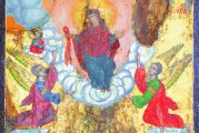 Η Απόδοση της Κοιμήσεως της Θεοτόκου στην Μητρόπολή μας – Πανηγυρίζει η Ιερά Μονή Παναγίας κάτω Ξενιάς