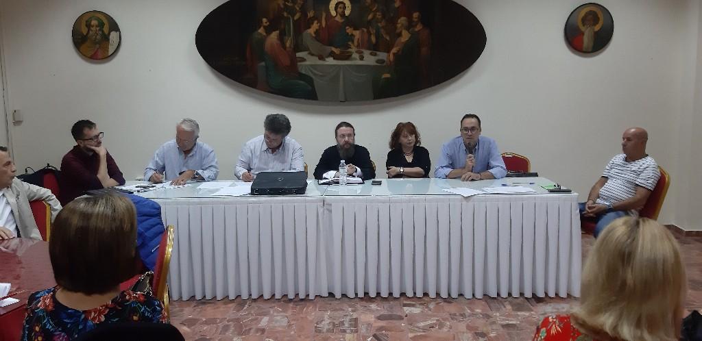 Πρώτη Ετήσια Γενική Συνέλευση Συλλόγου Φίλων του Βυζαντινού Μουσείου Μακρινίτσας