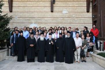 Επίσκεψη Ομίλου προσκυνητών από την Ι.Μ. Φθιώτιδος στο Οικουμενικό Πατριαρχείο