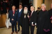 Τιμήθηκε ο Πρωτοψάλτης Παύλος Φορτωμάς στο 11ο Φεστιβάλ Βυζαντινής Μουσικής στον Βόλο