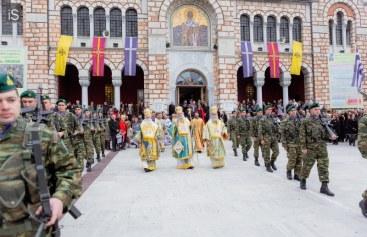 Δημητριάδος Ιγνάτιος: «Ο Άγιος Νικόλαος να φωτίζει τους ηγέτες μας» – Λαμπρός ο εορτασμός του Πολιούχου του Βόλου