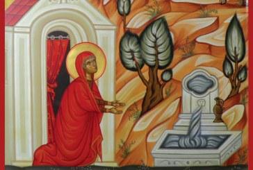 Η Σύλληψη της Αγίας Άννης