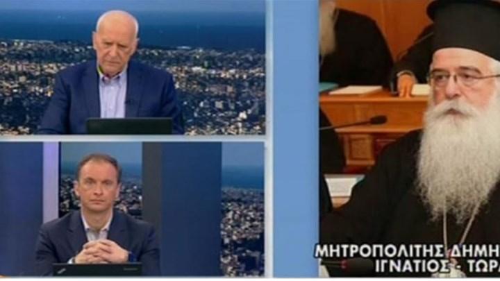 Μητροπολίτης Ιγνάτιος για κορονοϊό: Εάν ένας πιστός δεν προσέλθει να κοινωνήσει, δεν θα τον καταδικάσουμε – Αναδημοσίευση από enikos.gr (video)