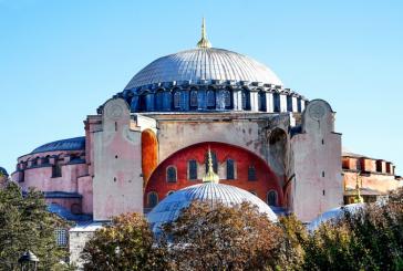 Πένθιμες κωδωνοκρουσίες για την Αγιά – Σοφιά στην Μητρόπολη Δημητριάδος