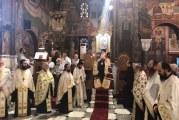 Προσευχή για την Βηρυτό – Λαμπρή η πανήγυρις της Μεταμορφώσεως στον Βόλο