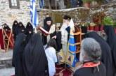 Ολοκληρώθηκε ο κύκλος των Αυγουστιάτικων Παρακλήσεων – Νέα Μοναχή στην Ιερά Μονή Παναγίας Λαμπηδώνος
