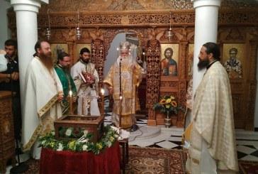 Εξάμηνο Μνημόσυνο Μητροπολίτου πρ. Πειραιώς Καλλινίκου – Η εορτή της Αγίας Ζώνης στον Βόλο