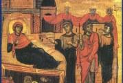 Το Γενέθλιο της Υπεραγίας Θεοτόκου – Σύναξη των Αγίων Θεοπατόρων Ιωακείμ και Άννης – Χειροτονία νέου Διακόνου