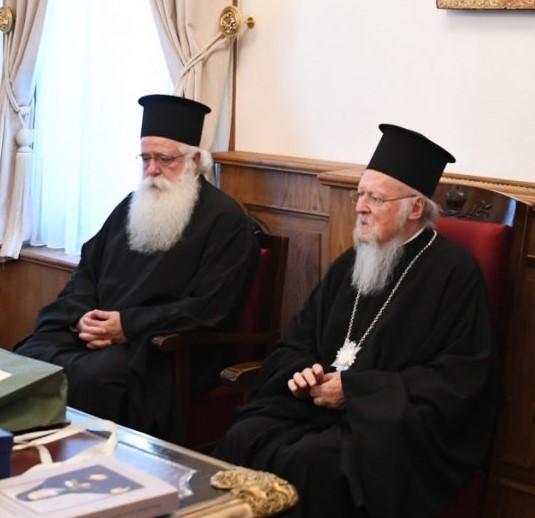 Βαρυσήμαντη επιστολή του Οικουμενικού Πατριάρχου στον Μητροπολίτη μας για την Αγία Σοφία