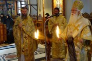 Δημητριάδος Ιγνάτιος: «Δεχόμαστε την παιδαγωγία του Θεού με ταπείνωση και μετάνοια» – Η Σύναξη των Αγγελικών Δυνάμεων γιορτάστηκε στην Ιερά Μονή Παμμεγίστων Ταξιαρχών Πηλίου