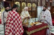 Κατηχητική Θεία Λειτουργία για την εορτή των Τριών Ιεραρχών στον Βόλο (video)