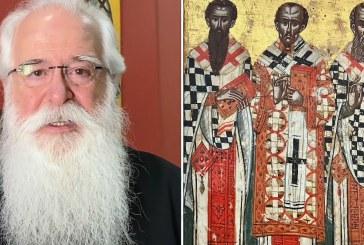 Το Μήνυμα του Μητροπολίτου Δημητριάδος κ. Ιγνατίου για την εορτή των Αγίων Τριών Ιεραρχών (video)