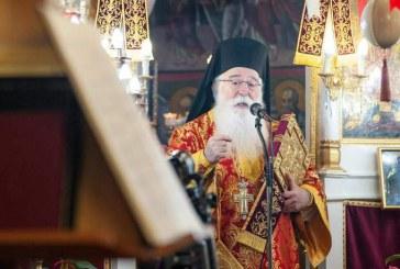 Δημητριάδος Ιγνάτιος: «Όταν χάνεται η πίστη, κακοποιείται ο άνθρωπος» – Εορτή του Αγίου Βλασίου στο Πήλιο (video)