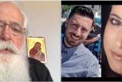Στην Εξόδιο Ακολουθία των δύο αδικοχαμένων αδελφών από την Μακρινίτσα ο Μητροπολίτης μας (video)