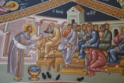 Μεγάλη Τετάρτη – Ακολουθία του Νιπτήρος – Το Ιερό Μυστήριο του Ευχελαίου
