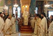 Δημητριάδος Ιγνάτιος: «Κάποιοι αδελφοί μας διακυβεύουν την ενότητά μας» – Λαμπρή η εορτή της Αναλήψεως στον Βόλο